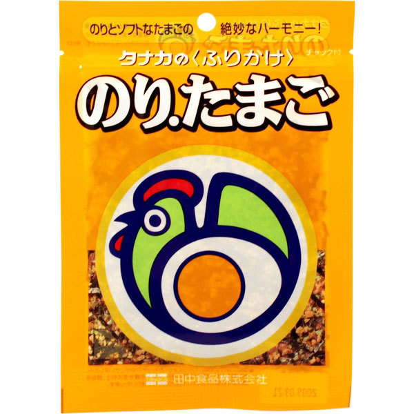 Tanaka Egg and Seaweed Furikake Rice Seasoning